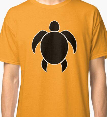 maori turtle tortue tattoo tribal Classic T-Shirt