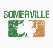 Somerville Surname Irish T-Shirt
