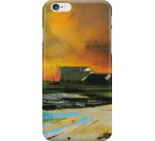 Isle of Barra hotel iPhone Case/Skin