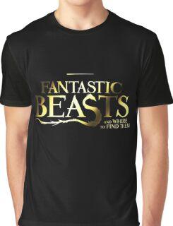 FANTASTIC BEASTS Graphic T-Shirt