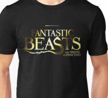 FANTASTIC BEASTS Unisex T-Shirt