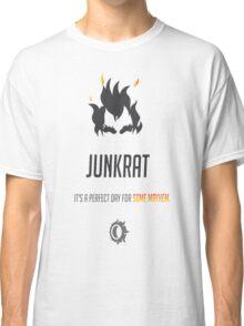 OVERWATCH JUNKRAT Classic T-Shirt