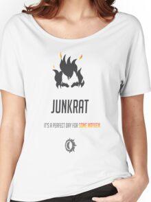 OVERWATCH JUNKRAT Women's Relaxed Fit T-Shirt
