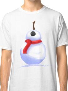 BB-8 Snowman!  Classic T-Shirt