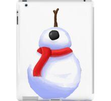 BB-8 Snowman!  iPad Case/Skin