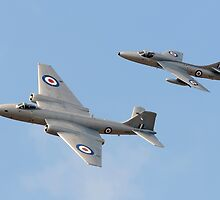 Mid Air Squadron by © Steve H Clark