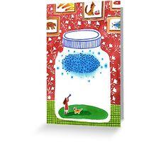 horoscope Greeting Card