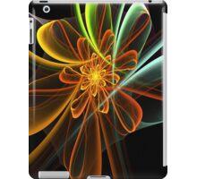 Glowing Bow Flower iPad Case/Skin