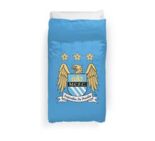 Manchester City FC Duvet Cover