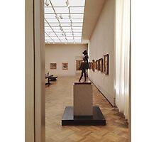 Degas' Little Dancer of Fourteen Years Photographic Print