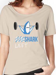 Gym Shark Left Shark Women's Relaxed Fit T-Shirt