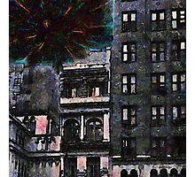 New York Explo Photographic Print
