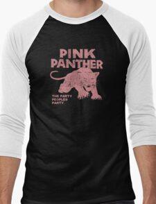 Pink Panther Party Men's Baseball ¾ T-Shirt