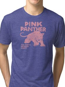 Pink Panther Party Tri-blend T-Shirt
