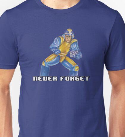 Bad Box Art Mega Man Unisex T-Shirt