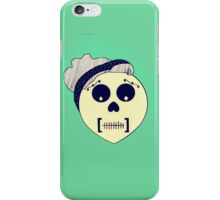 Day of the Dead Pin-Up iPhone Case/Skin