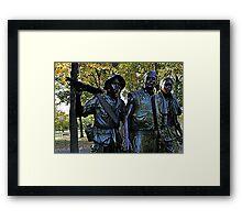'Nam Framed Print