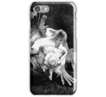 Three of Shells - Abstract Macro iPhone Case/Skin