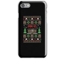 Evil Dead Ugly Sweater iPhone Case/Skin