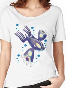 Only Primal Kyogre (Pokemon Alpha Sapphire) Women's Relaxed Fit T-Shirt
