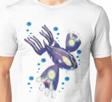 Only Primal Kyogre (Pokemon Alpha Sapphire) Unisex T-Shirt