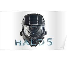 HALO 5 Poster
