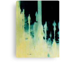 GHOSTS OF BROADWAY (X-Scapes) Canvas Print