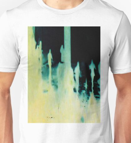 GHOSTS OF BROADWAY (X-Scapes) Unisex T-Shirt