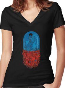 Capsule 41 Women's Fitted V-Neck T-Shirt