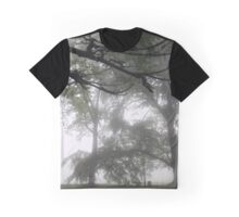 Tree Silhouettes Graphic T-Shirt