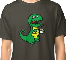 tea rex dino fun  Classic T-Shirt
