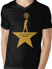 Rogers: An American Musical  Mens V-Neck T-Shirt