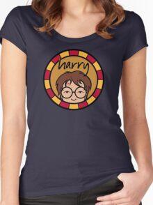 Sick Sad Wizarding World Women's Fitted Scoop T-Shirt