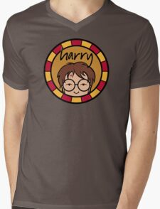 Sick Sad Wizarding World Mens V-Neck T-Shirt