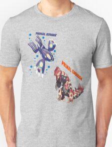 Primal Groudon & Primal Kyogre T-Shirt