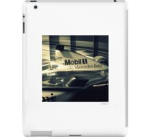 Race Car in Budapest, Hungary iPad Case/Skin
