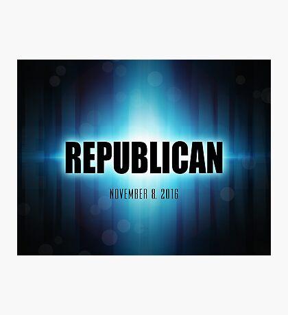 Republican Photographic Print