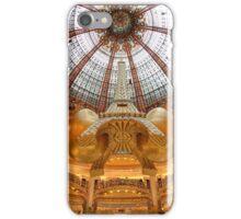 Galeries Lafayette iPhone Case/Skin