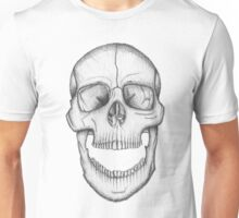 Screaming Skull Unisex T-Shirt