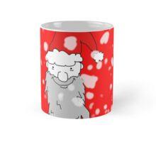 Santa drawing 01 Mug