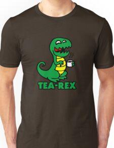 tea rex dino fun  Unisex T-Shirt