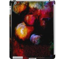 The Miracles... iPad Case/Skin