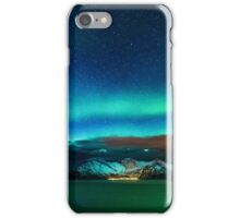 Aurora boreal iPhone Case/Skin
