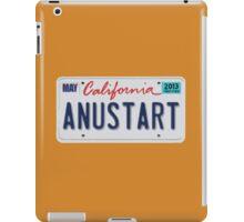 ANUSTART (A New Start) iPad Case/Skin