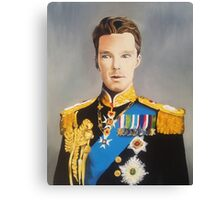 sir cumberbatch Canvas Print