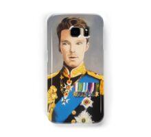 sir cumberbatch Samsung Galaxy Case/Skin