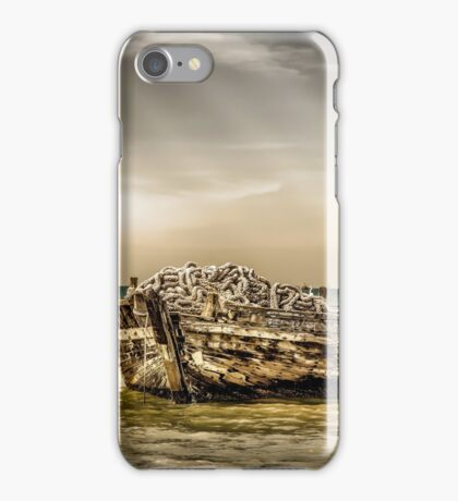 Boat had better days iPhone Case/Skin