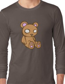 teddy bear ours peluche Long Sleeve T-Shirt
