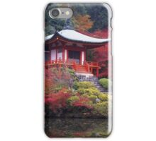 Japan picture iPhone Case/Skin