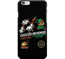 Cuccos Revenge iPhone Case/Skin